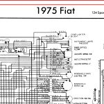 A Diagram For The Ignition Wiring For A 1975 Fiat Spider..engine Died within 1975 Fiat Spider Wiring Diagram