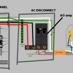 Ac Disconnect Wiring. Wiring Diagram Images Database. Amornsak.co intended for Ac Disconnect Wiring Diagram
