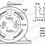 bodine electric motor wiring