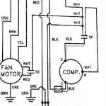 Ac System Wiring Chrysler Diagram Of The A C System Showing inside Ac Compressor Wiring Diagram
