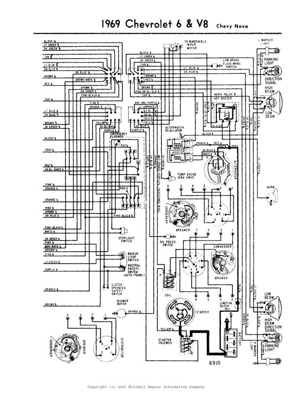All Generation Wiring Schematics - Chevy Nova Forum in 1974 Camaro Wiring Diagram