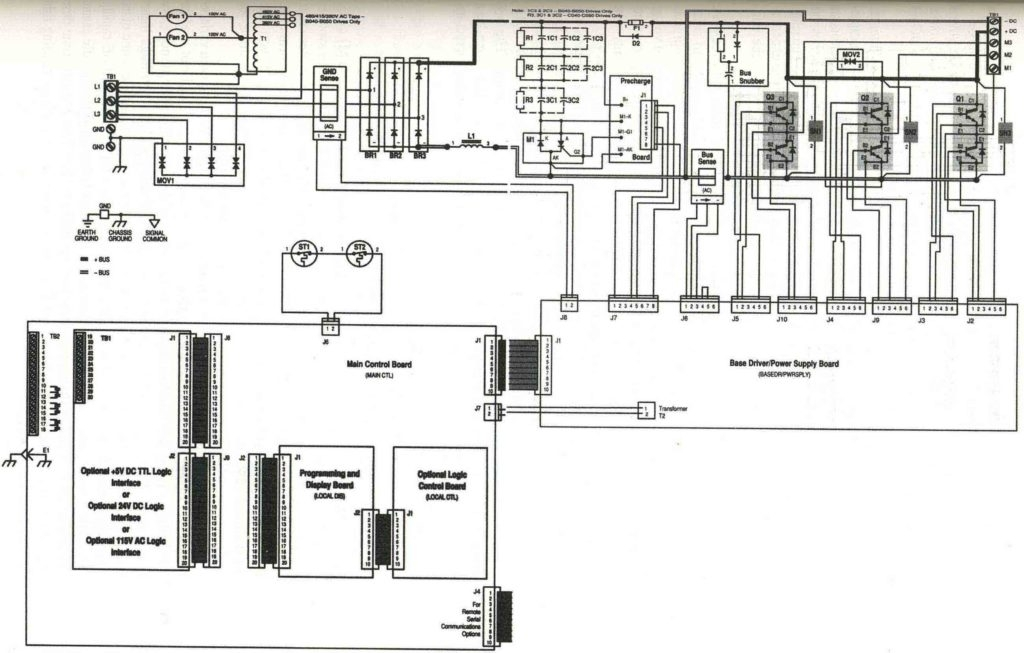 Allen Bradley Motor Control Wiring Diagrams In Variable Frequency within Allen Bradley Motor Control Wiring Diagrams