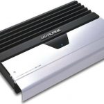 Alpine Mrv-F450 5-Channel Car Amplifier 50 Watts Rms X 4 + 200 for Alpine V12 Amp Wiring Diagram