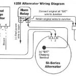 Alternator Wiring Diagrams And Information - Brianesser intended for Delco Remy Alternator Wiring Diagram