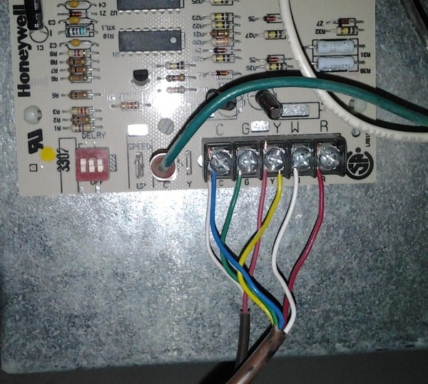American Standard Thermostat Wiring Diagram : American standard furnace wiring diagram fuse box and