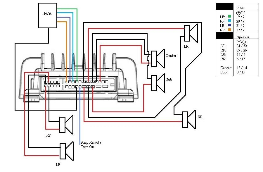 alpine mrv f450 4 channel amp wiring diagram mrv  u2022 wiring