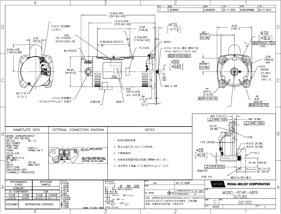 Ao Smith Motors 2 Speed Wiring Diagrams - Facbooik within Ao Smith 2 Speed Motor Wiring Diagram