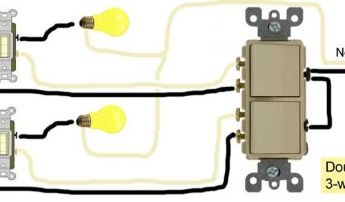 Astounding Wiring Diagram Wiki | Inspiring Wiring Ideas for Double Switch Wiring Diagram