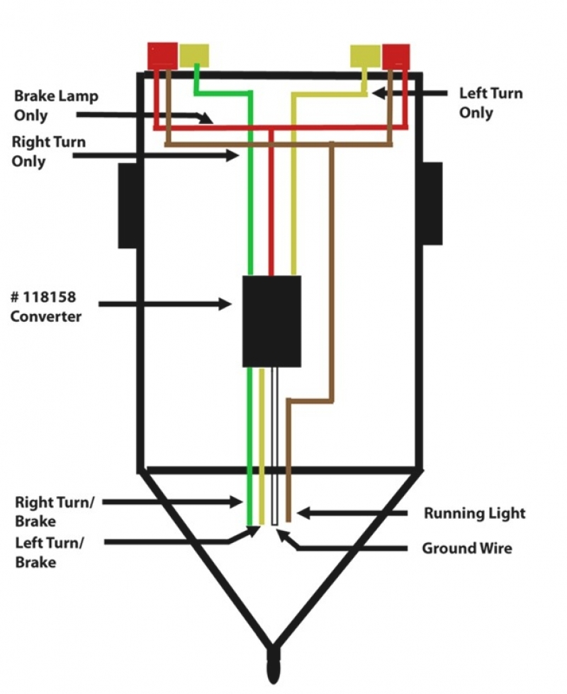 Atv Led Light Wiring Diagram. Atv. Free Wiring Diagrams regarding Led Light Wiring Diagram