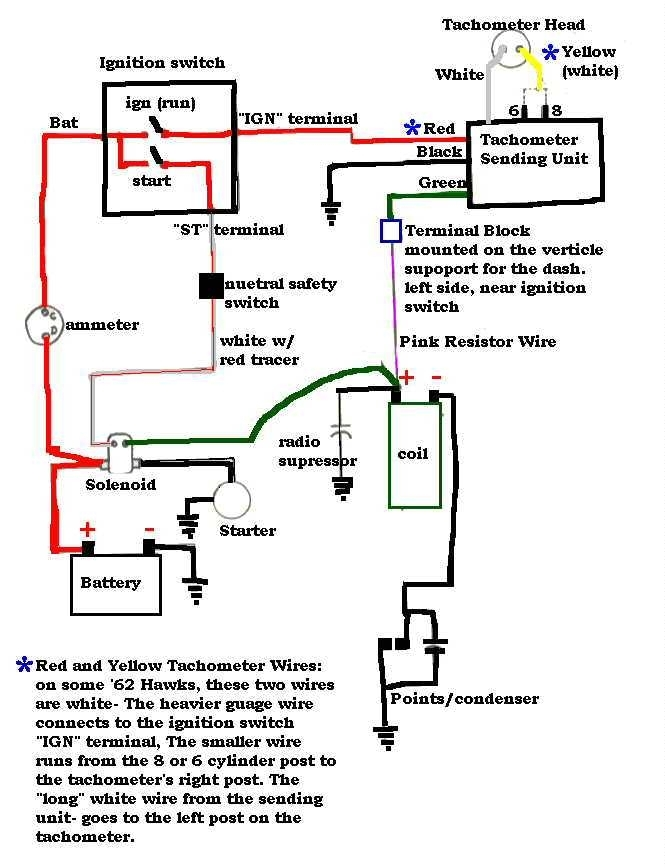 Auto Gauge Tachometer Wiring Diagram for Autometer Tach Wiring Diagram