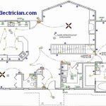 Basic Home Wiring Plans And Wiring Diagrams regarding Electrical Installation Wiring Diagram Building
