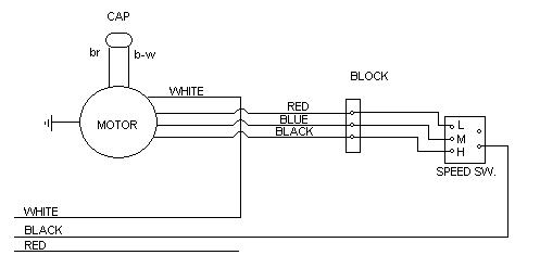 Blower Motor For Exhaust Fan - Electrical - Diy Chatroom Home with Blower Motor Wiring Diagram