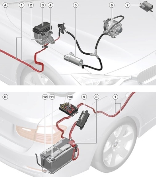Bmw Wiring Diagrams E90 On Bmw Images. Wiring Diagram Schematics throughout Bmw Wiring Diagrams E90