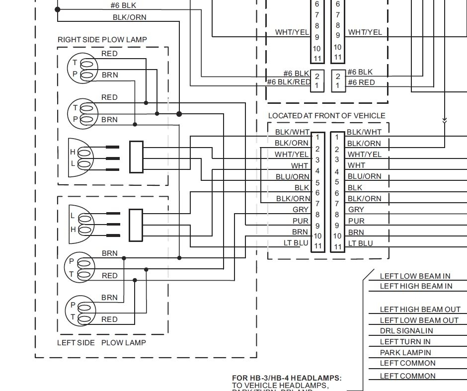 Boss V Plow Wiring Diagram. Boss. Free Wiring Diagrams with regard to Boss Plow Wiring Diagram