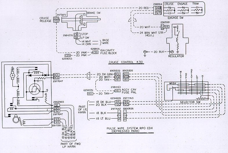 Camaro Wiring Diagrams, Electrical Information, Troubleshooting pertaining to 1974 Camaro Wiring Diagram