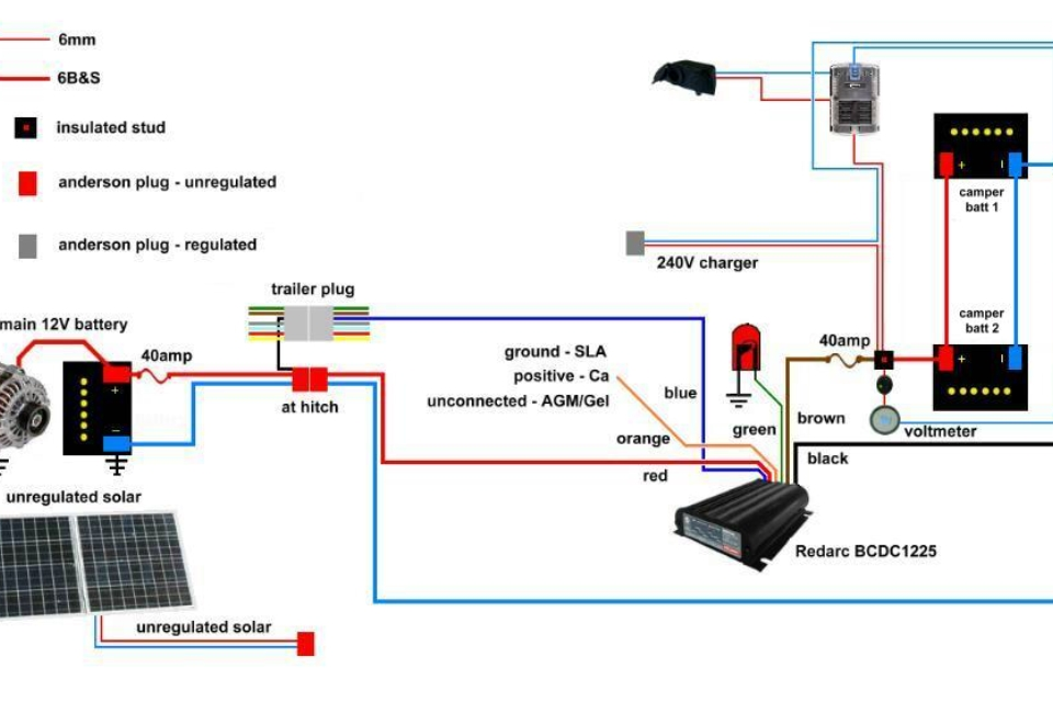 Camper Trailer Battery Wiring Diagram 1971. Wiring Diagram Images within Camper Trailer Wiring Diagram