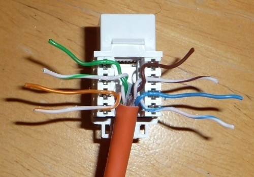 Cat 6 Wiring Diagram For Wall Plates for Cat 6 Wiring Diagram