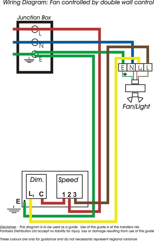 Ceiling Fan Wall Switch Wiring Diagram with regard to Double Wall Switch Wiring Diagram
