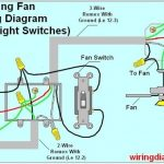 Ceiling Fan Wiring Diagram Light Switch | House Electrical Wiring with How To Wire A Ceiling Fan With Two Switches Diagrams