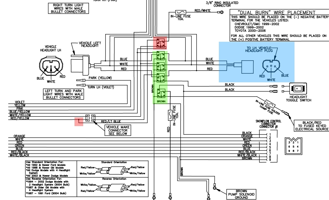 Chevy Boss Plow Wiring. Wiring Diagram Images Database. Amornsak.co in Boss Plow Wiring Diagram