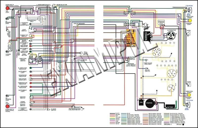 Chevy Impala Wiring. Car Wiring Diagram Download. Cancross.co throughout 1959 Chevy Impala Wiring Diagram
