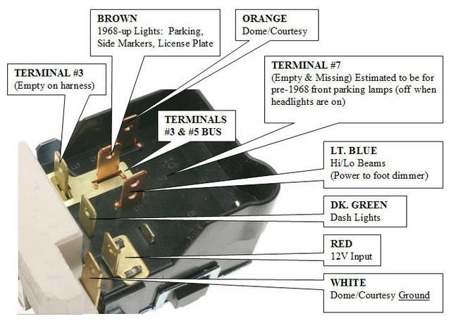 cj5 headlight switch wiring diagram jeep cj wiring diagram
