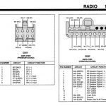 Color Codes On A Factory 1995 Ford Explorer Radio Speaker Wiring? in 95 Ford Explorer Wiring Diagram