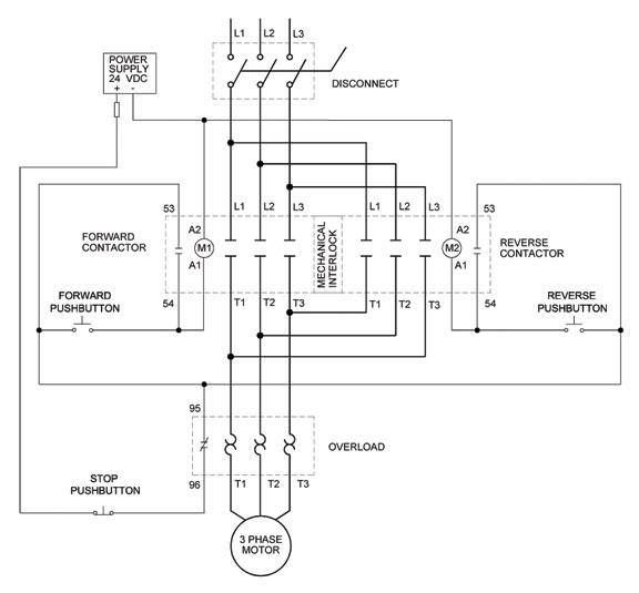 Correct wiring for wire single phase motor electrical
