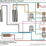 Craig's Giutar Tech Resource - Wiring Diagrams intended for Coil Wiring Diagram