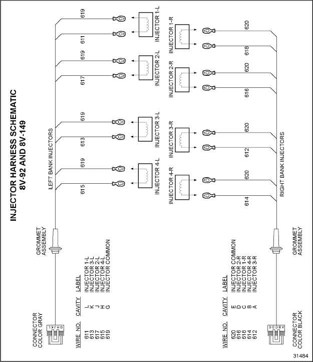 detroit series 60 ecm wiring diagram fuse box and wiring DDEC V ECM Vehicle Interface Harness Cat C13 ECM Wiring Diagram