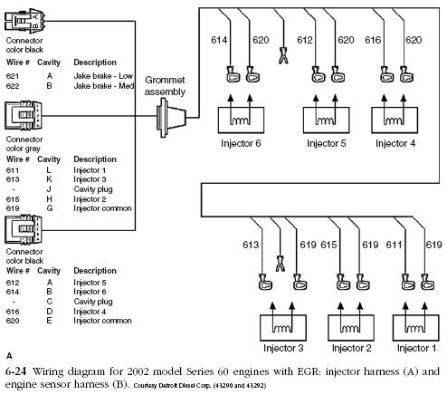 ddec v wiring schematic wiring diagram images database DDEC 5 Wiring Schematic DDEC 5 Wiring Schematic