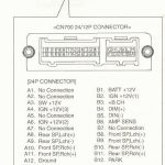 Delco Car Radio Stereo Audio Wiring Diagram Autoradio Connector regarding Delphi Radio Wiring Diagram