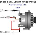 Delco Remy 3 Wire Alternator Wiring Diagram with Delco Remy Alternator Wiring Diagram