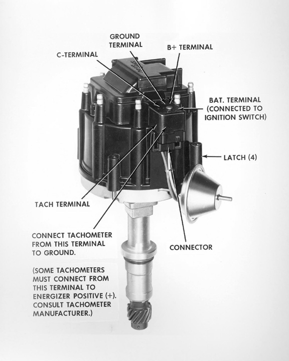 Delco Remy Division - Product History - Ignition with Delco Remy Hei Distributor Wiring Diagram