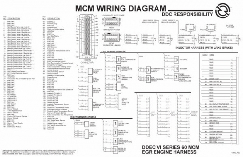 detroit series 60 ecm wiring diagram   36 wiring diagram