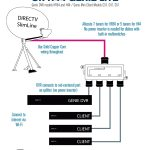 Directv Wiring Diagrams regarding Directv Genie Wiring Diagram