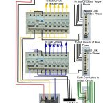Diy Wiring A Three Phase Consumer Unit-Distribution Board And regarding 3 Phase Wiring Diagram