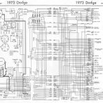 Dodge Challenger 1973 Complete Wiring Diagram | All About Wiring inside 1974 Dodge Challenger Wiring Diagram