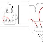 Door Bell Wiring. Wiring Diagram Images Database. Amornsak.co regarding Doorbell Transformer Wiring Diagram