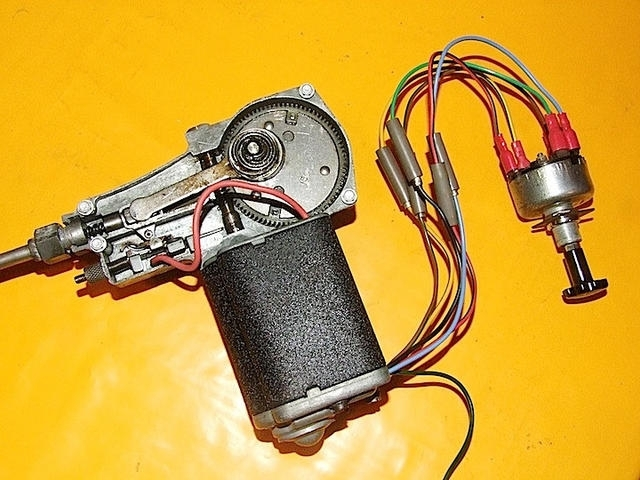 Dr3A Wiper Motor Wiring Digram : Tr2 & Tr3 Forum : Triumph regarding Lucas Dr3 Wiper Motor Wiring Diagram