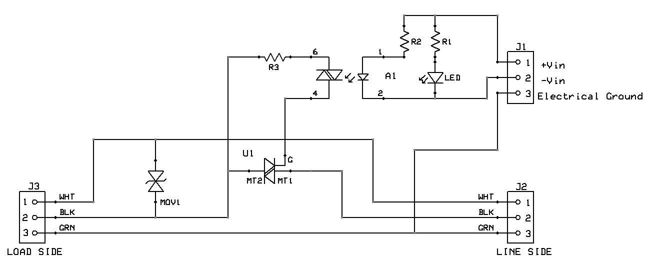 Drivers Relays And Solid State Relays – Isolator Wiring Diagram
