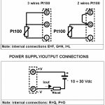 E 3 Wire Rtd Wiring. Wiring Diagram Images Database. Amornsak.co within 3 Wire Pt100 Wiring Diagram