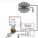 Electric Fans With Relay Wiring - Ford Mustang Forum with regard to Electric Fan Relay Wiring Diagram