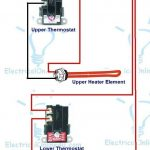 Electric Water Heater Wiring With Diagram in Electric Water Heater Wiring Diagram