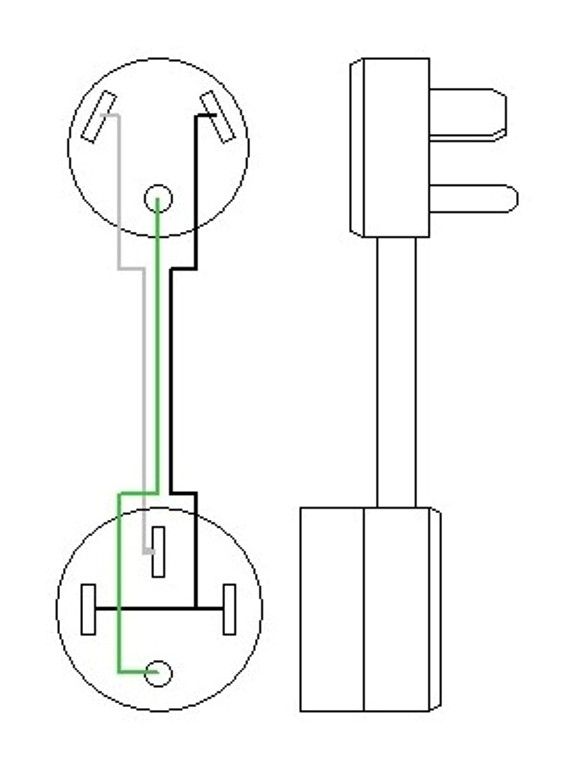 Electrical Adapters in 30 Amp Rv Wiring Diagram