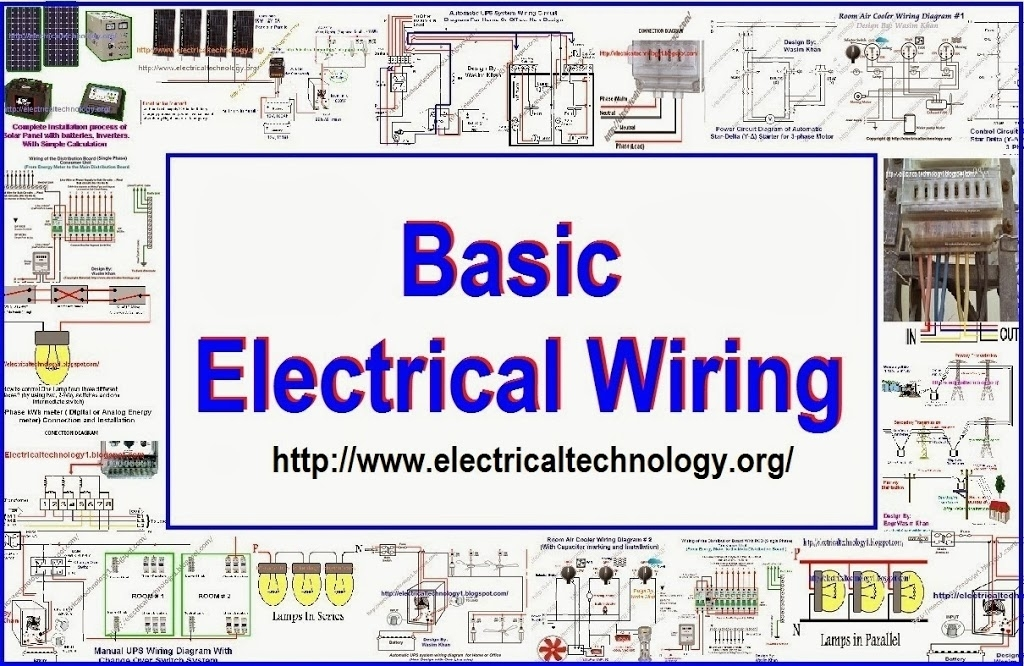 Electrical installation wiring diagram building fuse box for Electrical wiring new construction