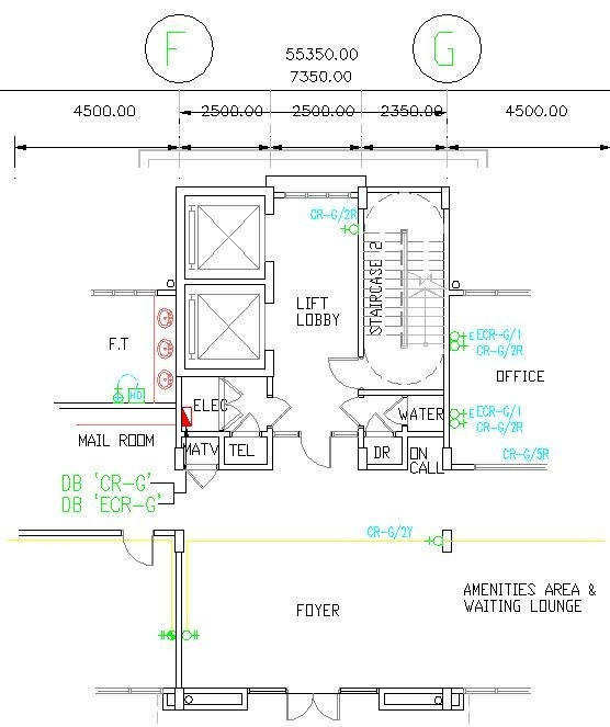 Electrical Installation Wiring Pictures: Electrical Installation in Electrical Installation Wiring Diagram Building