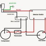 Electrical Wiring Diagrams For Air Conditioning Systems – Part Two in Compressor Wiring Diagram