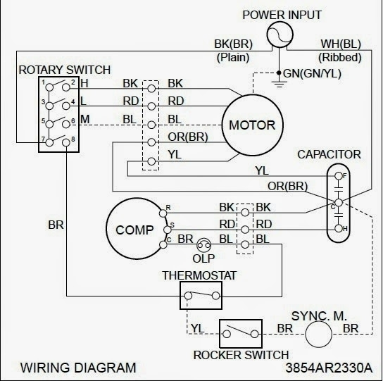 Electrical Wiring Diagrams For Air Conditioning Systems – Part Two within Hvac Wiring Diagrams