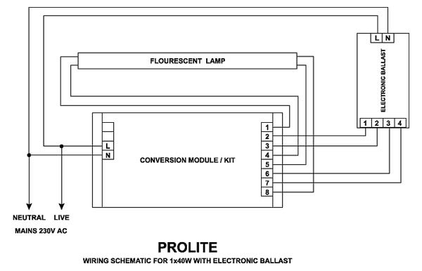 Emergency Fluorescent Light Wiring Diagram for Emergency Fluorescent Light Wiring Diagram